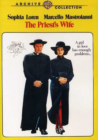 The Priest's Wife (Widescreen)