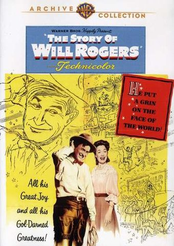 The Story of Will Rogers (Full Screen)
