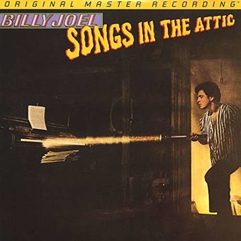 Songs In The Attic (2-LPs Play @ 45RPM - 180GV)