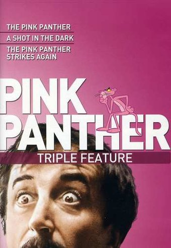Pink Panther Triple Feature (2-DVD)