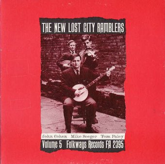 New Lost City Ramblers-Volume 5