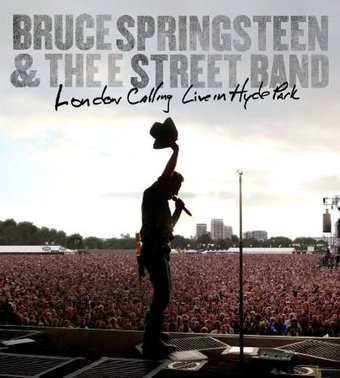 Bruce Springsteen & the E Street Band - London