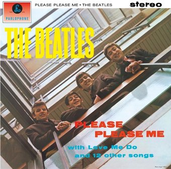 Please Please Me (180GV)