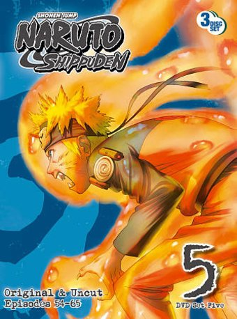 Naruto: Shippuden - Box Set 5