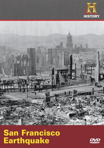 Mega Disasters: The San Francisco Earthquake