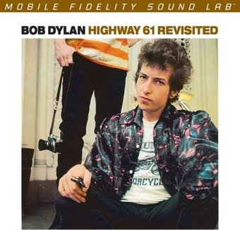 Highway 61 Revisited (2-LPs@45RPM - 180GV)