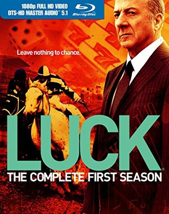 Luck - Complete 1st Season (Blu-ray)
