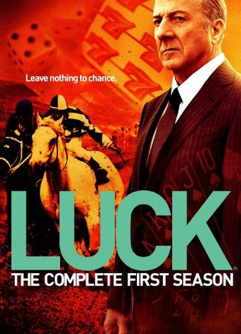 Luck - Complete 1st Season (4-DVD)