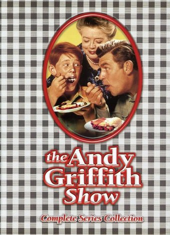 The Andy Griffith Show - Complete Series (40-DVD)
