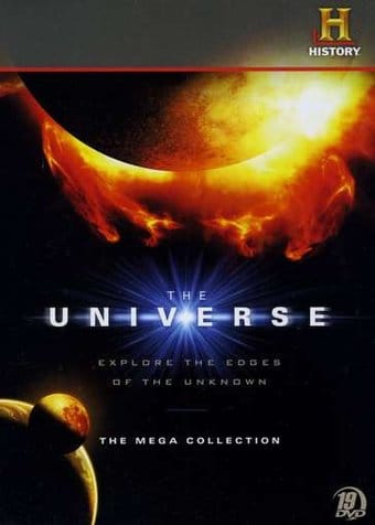 History Channel: The Universe: Complete Series