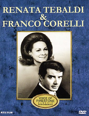 Renata Tebaldi & Franco Corelli - Voices of
