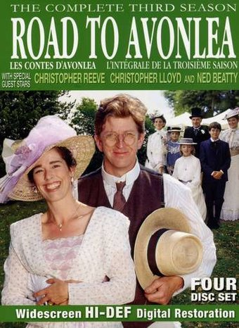 Road to Avonlea - Complete 3rd Season (4-DVD)