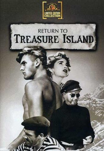 Return to Treasure Island (Full Screen)