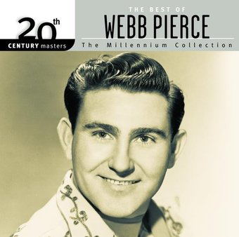 The Best of Webb Pierce - 20th Century Masters /