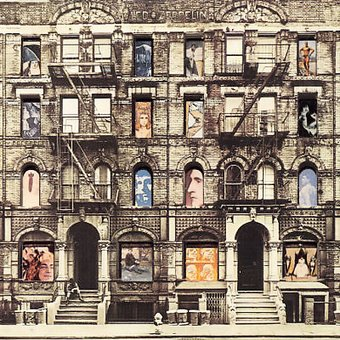 Physical Graffiti [Limited Edition Mini LP Cover]