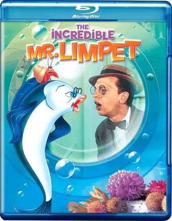 The Incredible Mr. Limpet (Blu-ray)
