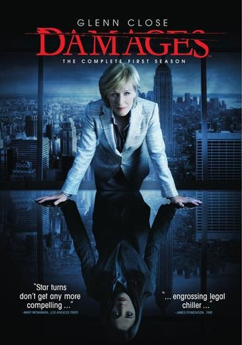 Damages - Complete 1st Season (3-DVD)