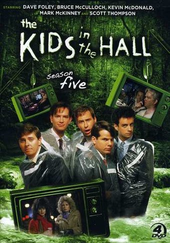 The Kids in the Hall - Complete Season 5 (4-DVD)
