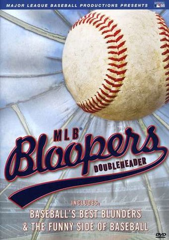 Baseball - MLB Bloopers: Deluxe Doubleheader