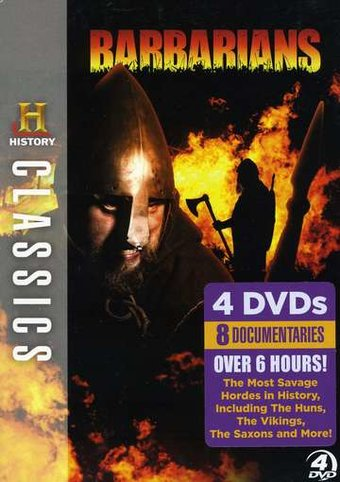 History Channel - Barbarians (4-DVD)