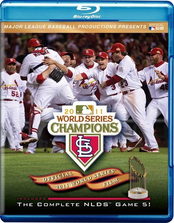 2011 World Series Highlight Film (Blu-ray)