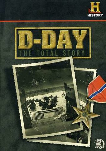 History Channel - D-Day: The Total Story (2-DVD)