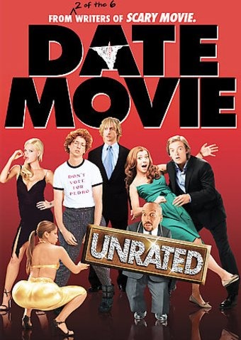 Date movie unrated widescreen dvd 2006 starring for Inside unrated movie