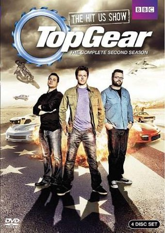 Top Gear USA - Complete 2nd Season (4-DVD)