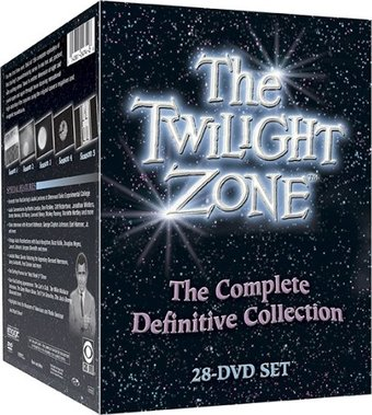 The Twilight Zone - Complete Definitive