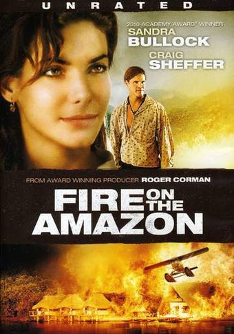 Fire on the Amazon (Unrated)