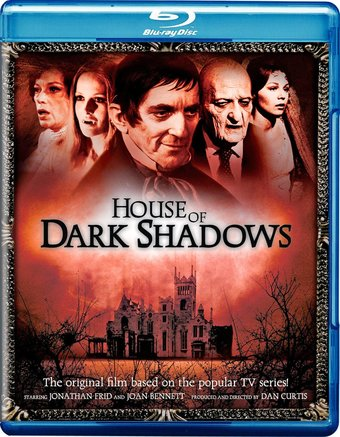 House of Dark Shadows (Blu-ray)
