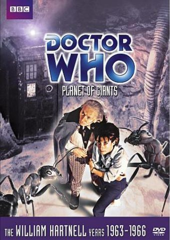 Doctor Who - #009: Planet of Giants