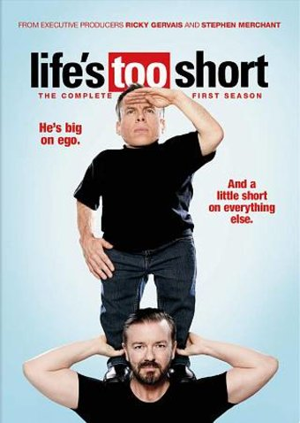 Life's Too Short - Complete 1st Season (2-DVD)