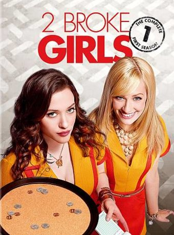 2 Broke Girls - Complete 1st Season (3-DVD)