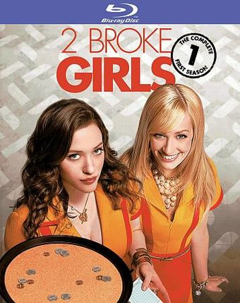 2 Broke Girls - Complete 1st Season (Blu-ray)