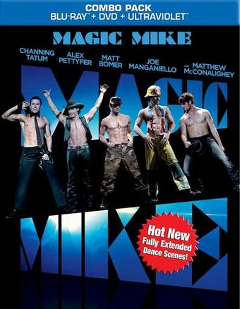 Magic Mike (Blu-ray + DVD)