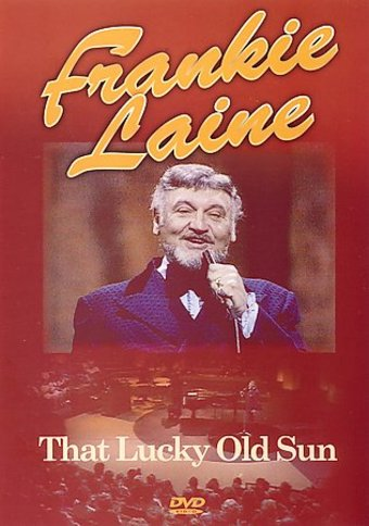 Frankie Laine - That Lucky Old Sun (Live at the
