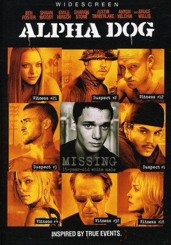 Alpha Dog (Widescreen)