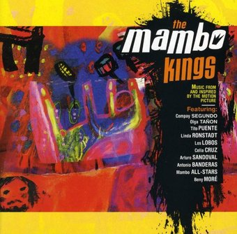 The Mambo Kings [2000 Original Soundtrack]