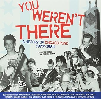 You Weren't There: A History of Chicago Punk