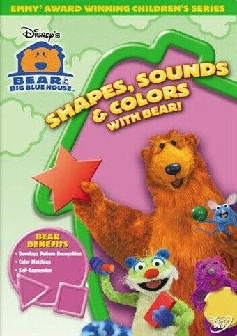 Bear in the Big Blue House - Shapes, Sounds and