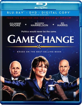 Game Change (Blu-ray + DVD)