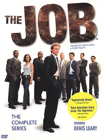 The Job - The Complete Series (4-DVD)