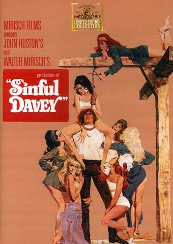 Sinful Davey (Widescreen)