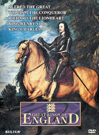 Great Kings of England Box Set (5-DVD)