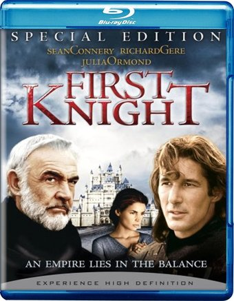 First Knight (Blu-ray, Special Edition)