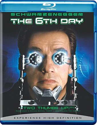 The 6th Day (Blu-ray)