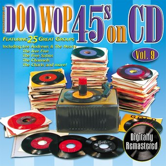 Doo Wop 45s On CD, Volume 9