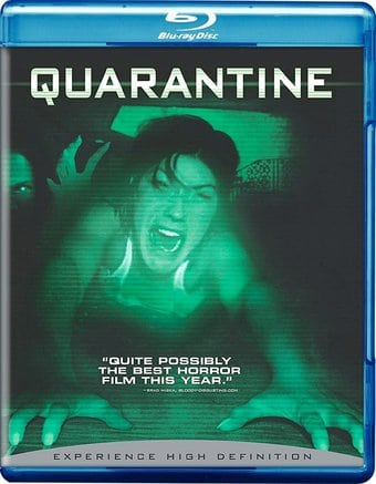Quarantine (Blu-ray)