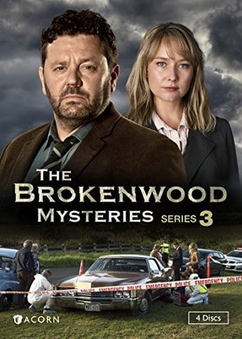 The Brokenwood Mysteries - Series 3 (4-DVD)